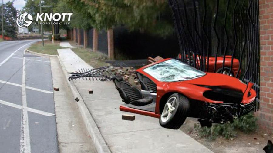 Dany Heatley Car Accident