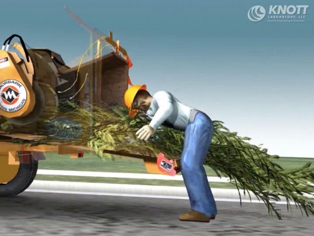 Knott Laboratory – Animations Screenshots – Woodchipper ...