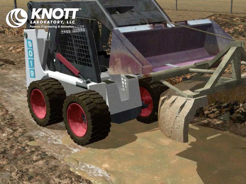 Skid Steer Accidents | Knott Laboratory | Colorado