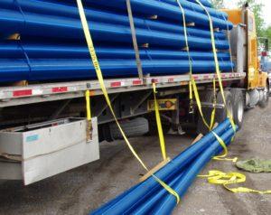 Dangers Involved in Unloading Cargo