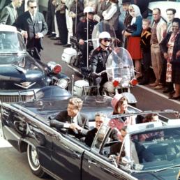 John F. Kennedy presidential limousine